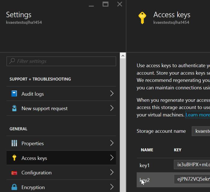 2016-04-22 12_45_23-Access keys - Microsoft Azure