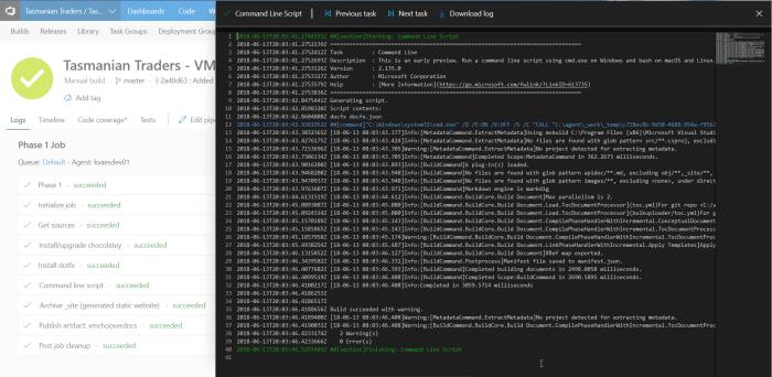 Generating a docs website powered by Git & Markdown – Karim Vaes
