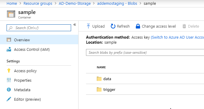Data Workflows in Azure : Taking an end-to-end look from